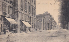 Lycée Hoche - Versailles