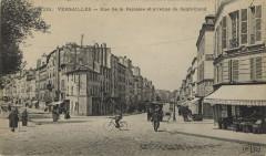 Rue de la Paroisse et Avenue de Saint-Cloud - Versailles