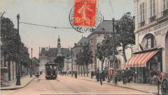La Rue Saint Pierre - Versailles