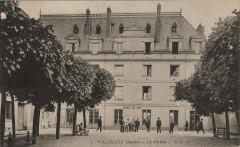 La Mairie, Villejuif