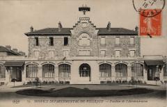 Pavillon de l'administration de l'Hospice départemental, Villejuif