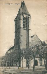 Villejuif-Fr-94-église-vers 1926