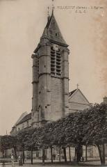 Eglise Saint-Cyr-Sainte-Julitte de Villejuif