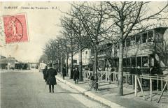 Porte de Vincennes Station des Tramways Nogentais