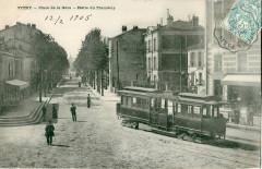 Place de la Gare - Halte du Tramway 94 Vitry-sur-Seine
