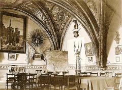 Avignon Palais des papes Petite Audience 1912 - Avignon