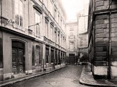 Avignon rue de roi René - Avignon