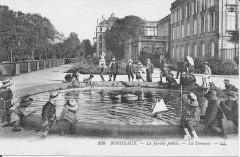 Bordeaux-Le Jardin public-La Terrasse-Ll 168 - Bordeaux
