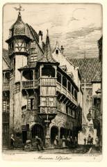 Colmar n° 3 Maison Pfister - Colmar