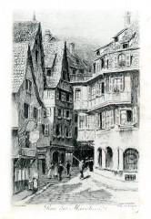 Colmar n° 5 Rue des Marchands - Colmar
