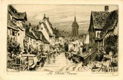 Colmar n° 6 La Petite Venise - Colmar