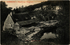 Corbigny - Sciere sur l'Anguison - Corbigny