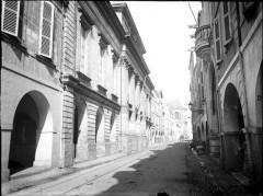 Palais de Justice, La Rochelle, septembre 1907  - La Rochelle