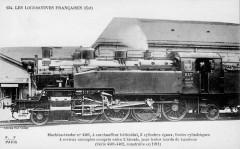 141 T 4401 Est France