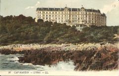 Grand hotel du Cap-Martin (1910s) - Roquebrune-Cap-Martin