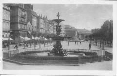 Bordeaux-Les Allées de Tourny dans les années 1930 - Bordeaux