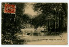 Drôme Montélimar dans le Parc Un coin du Lac - Montélimar