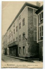 Drôme montélimar Rue Quatre Alliances Maison de Mr. Loubet - Montélimar