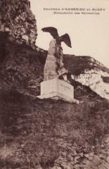 Cp ancienne - L'Aigle des Balmettes - 2 - Ambérieu-en-Bugey