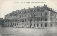 Cpa caserne Sibuet à Belley (1) - Belley