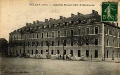 Cpa caserne Sibuet à Belley (2) - Belley