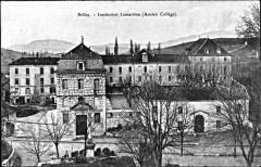 Lycée Lamartine (Belley) - Belley