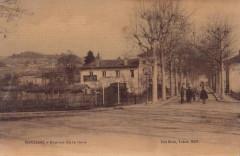Carte postale ancienne - Montluel - 2 - Montluel