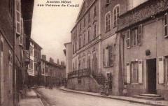 Carte postale ancienne - Montluel - 4 - Montluel