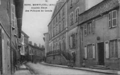 Hôtel de Condé (Montluel) - Cp - Montluel