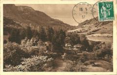 L'Abbaye de Saint-Rambert-en-Bugey (carte postale d'avant 1937) - Saint-Rambert-en-Bugey
