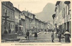 Saint-Rambert (1900) - Saint-Rambert-en-Bugey