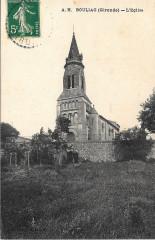 Bouliac Eglise - Bouliac