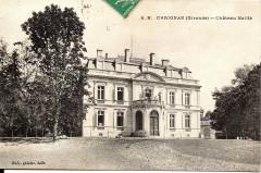 Château Maillé - Carignan-de-Bordeaux