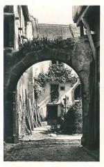 Riquewihr-Fr-68-vers 1935-Cour des Juifs - Riquewihr