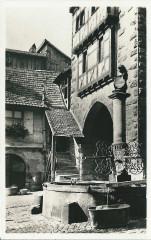 Riquewihr-Fr-68-vers 1935-Porte Haute-fontaine - Riquewihr