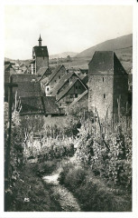 Riquewihr-Fr-68-vers 1935-vue ouest - Riquewihr