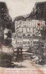 Amélie-les-Bains - Etablissements Pujade (CP Séguéla) - Amélie-les-Bains-Palalda