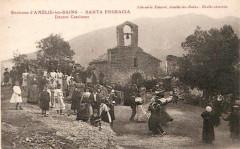 Montalba-d'Amélie - Danses catalanes (CP Xatard) - Amélie-les-Bains-Palalda
