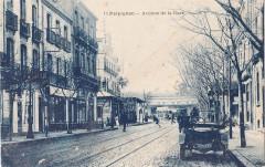 Inconnu 15 - Perpignan - Avenue de la gare - Perpignan