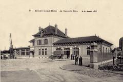 Gare rosny 1912 1 93 Rosny-sous-Bois