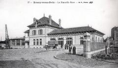 Gare rosny sous bois 93 Rosny-sous-Bois