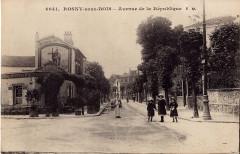 Em 6041 - Rosny-Sous-Bois - Avenue de la République 93 Rosny-sous-Bois
