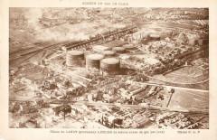 Société du Gaz de Paris - Usine du Landy - Saint-Denis