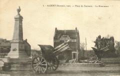 Albert Monument-aux-Morts 1925 - Albert