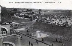Champ de Courses du Tremblay - Vue générale - Cp