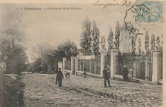 Champigny.Monument de la Défense