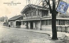 Em 7152 - Fontenay-Sous-Bois - La Gare