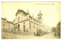 Fontenay-sous-Bois.Eglise