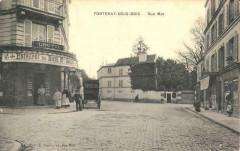 Fontenay-sous-Bois.Rue Mot - Fontenay-sous-Bois
