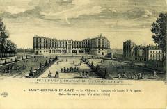 Saint-Germain-en-Laye - château 1682 - Saint-Germain-en-Laye